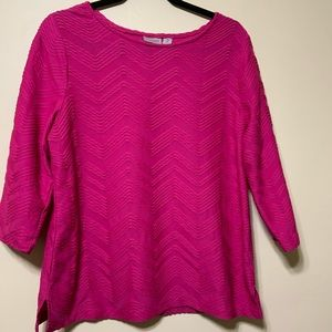 Easywear by Chico pink top